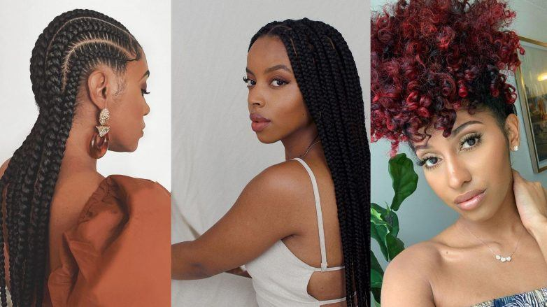 30 Trending Protective Hairstyles For Natural Hair All Things Hair Uk