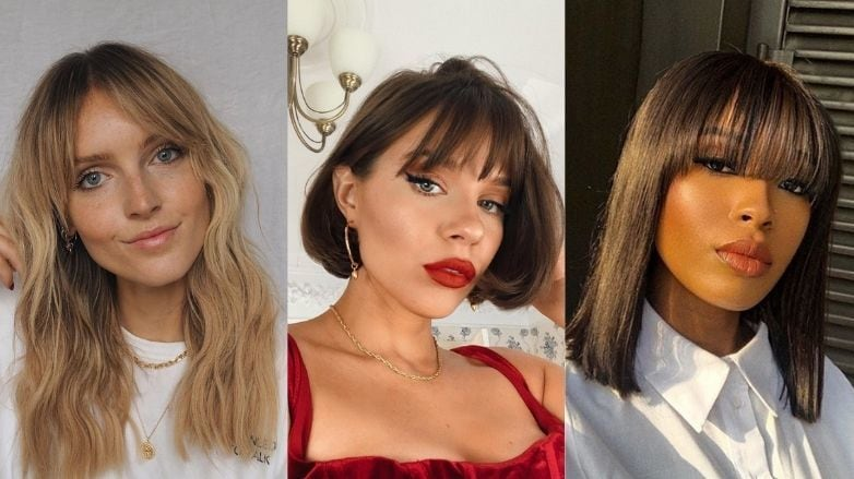 48 Best Fringe Hairstyles And Bang Haircuts For 2021 All Things Hair Uk