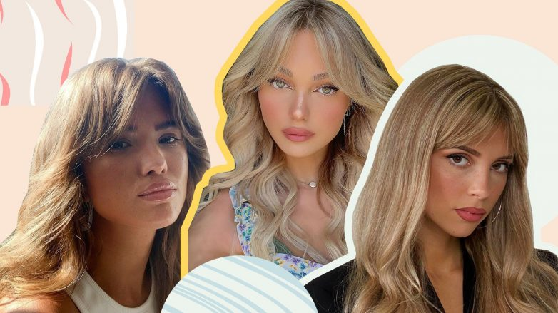 15 Best Curtain Bangs Styles To Try In 2020 All Things Hair Uk