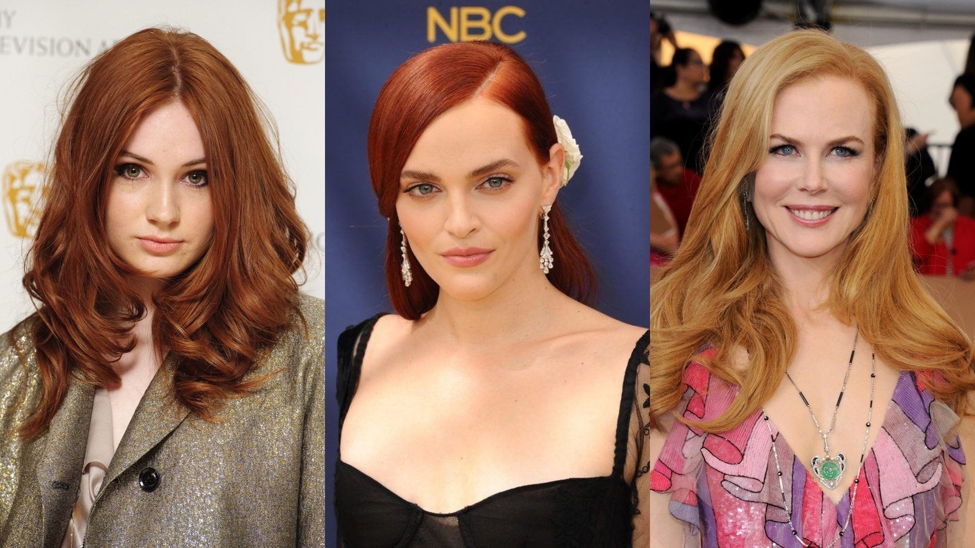 29 Famous Redheads Giving Us Major Colour Inspiration