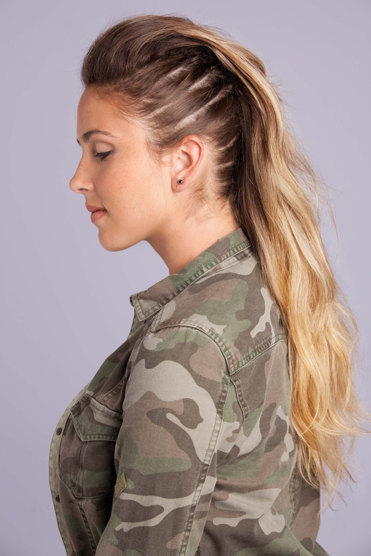 Mohicano Cómo Hacer Este Peinado Espectacular En Tu Cabello