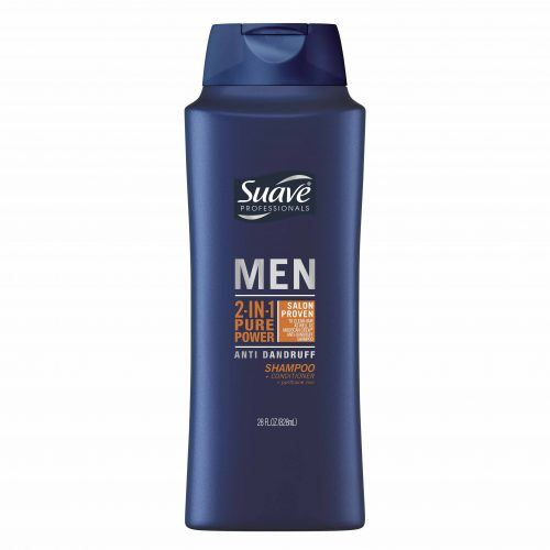 SUAVE MEN ANTI-DANDRUFF 2-IN-1