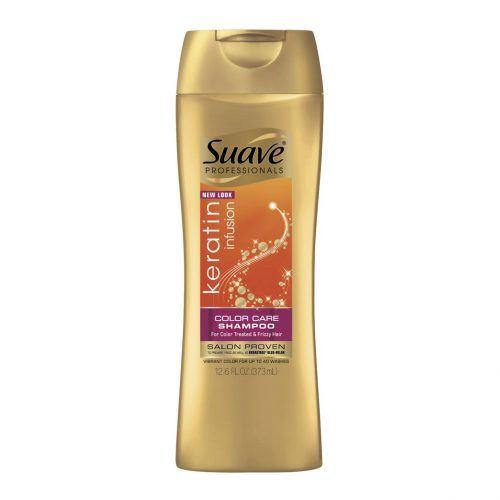 shampoo keratin color care