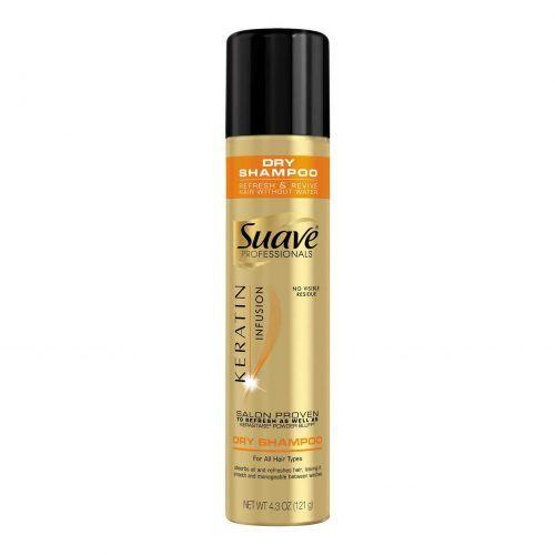 keratin infusion dry shampoo
