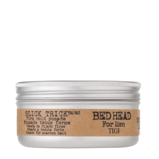 BED HEAD FOR MEN BY TIGI SLICK TRICK FIRM HOLD POMADE
