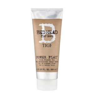 Bed Head For Men By TIGI Power Play Firm Finish Gel