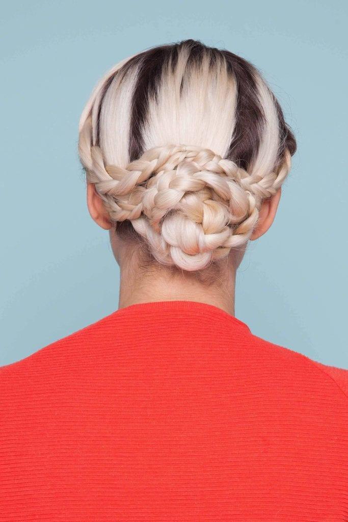cabello al hombro