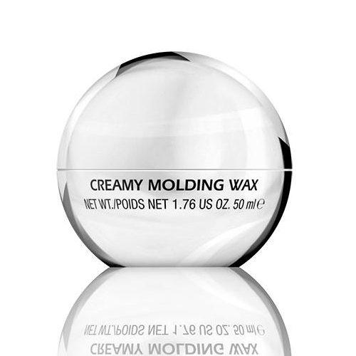 creamy moulding wax