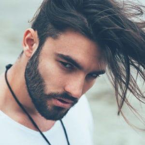 Los Mejores Peinados Y Cortes De Cabello Largo De Hombres En 2020
