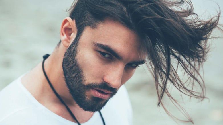 acondicionador de cabello para hombre pelo largo