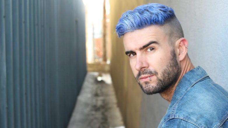 tintes de colores para el pelo corto