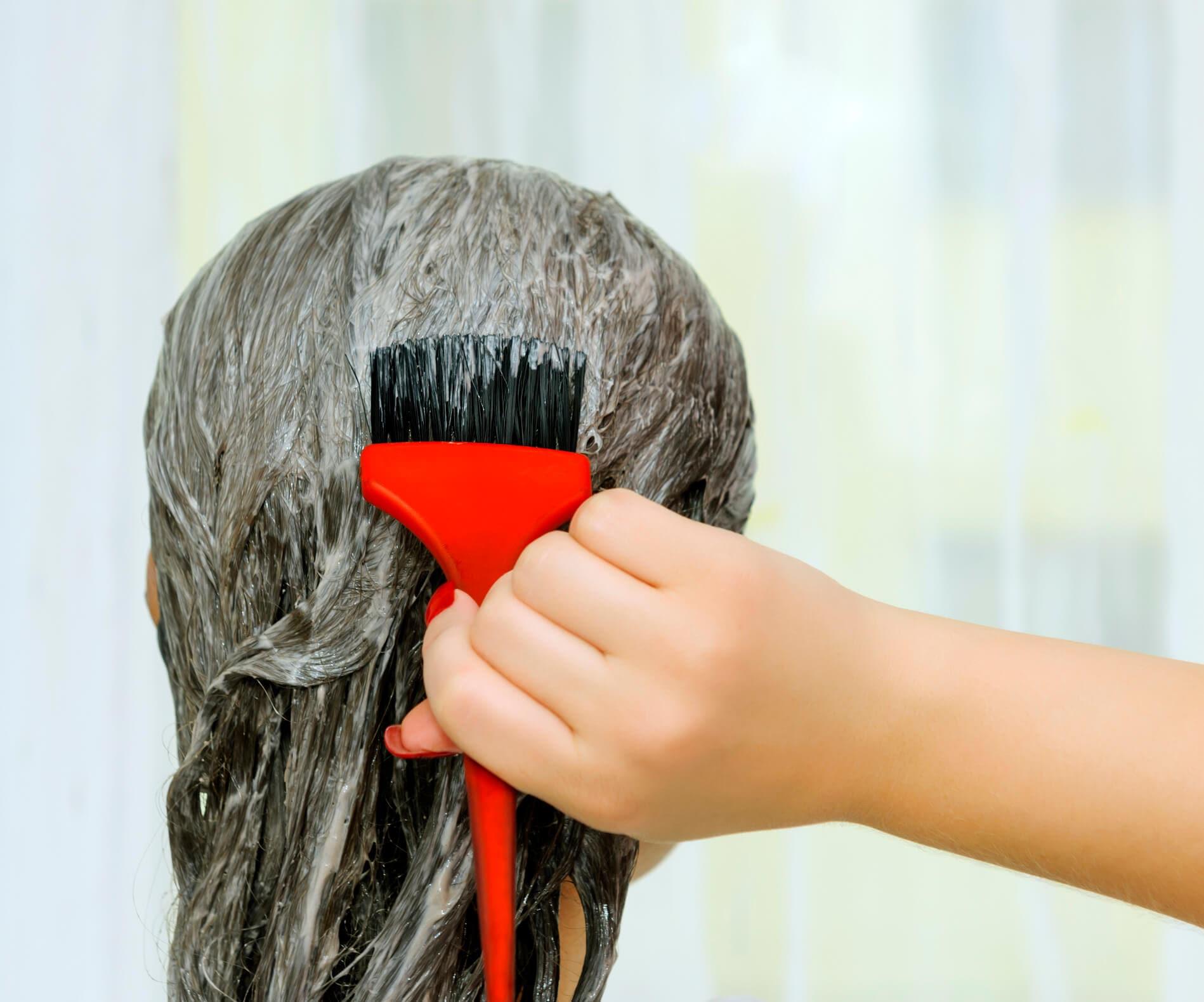 productos para el cabello reseco mascarilla en el pelo