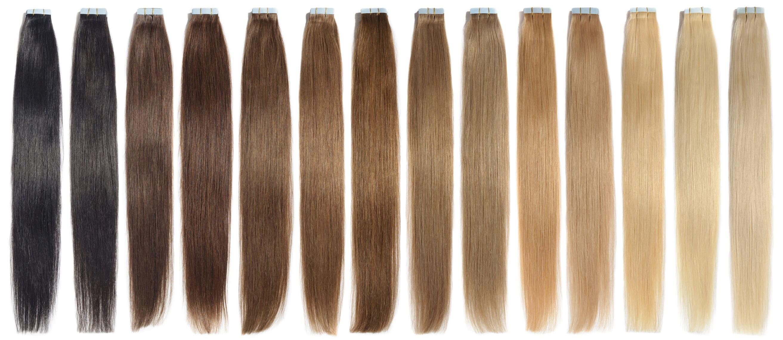 Color marron claro en pelo
