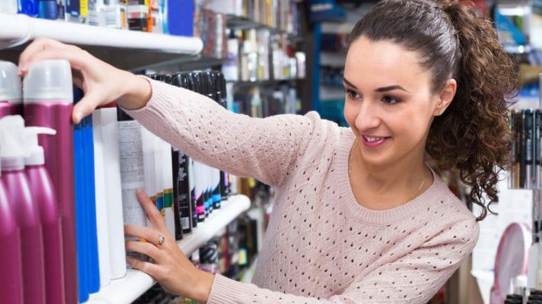 acondicionador spray mujer comprando
