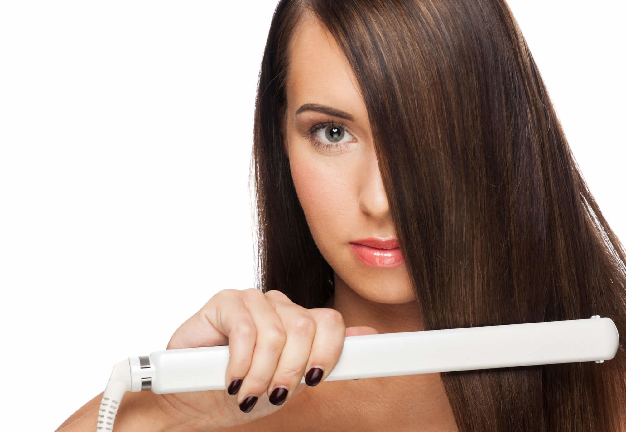 spray para planchar el cabello