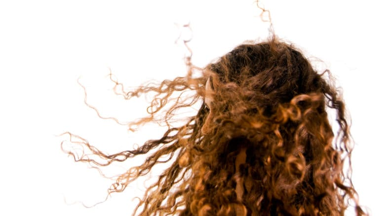 mascarilla para cabello con frizz