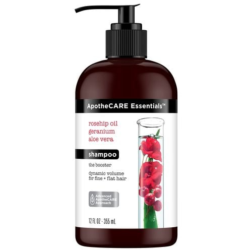 APOTHECARE ESSENTIALS THE BOOSTER SHAMPOO