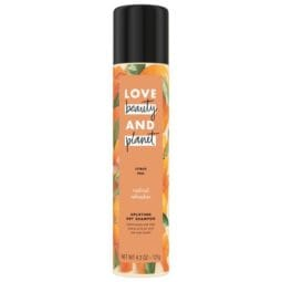 LOVE, BEAUTY and PLANET CITRUS PEEL UPLIFTING DRY SHAMPOO