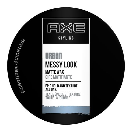 AXE MESSY LOOK MATTE WAX