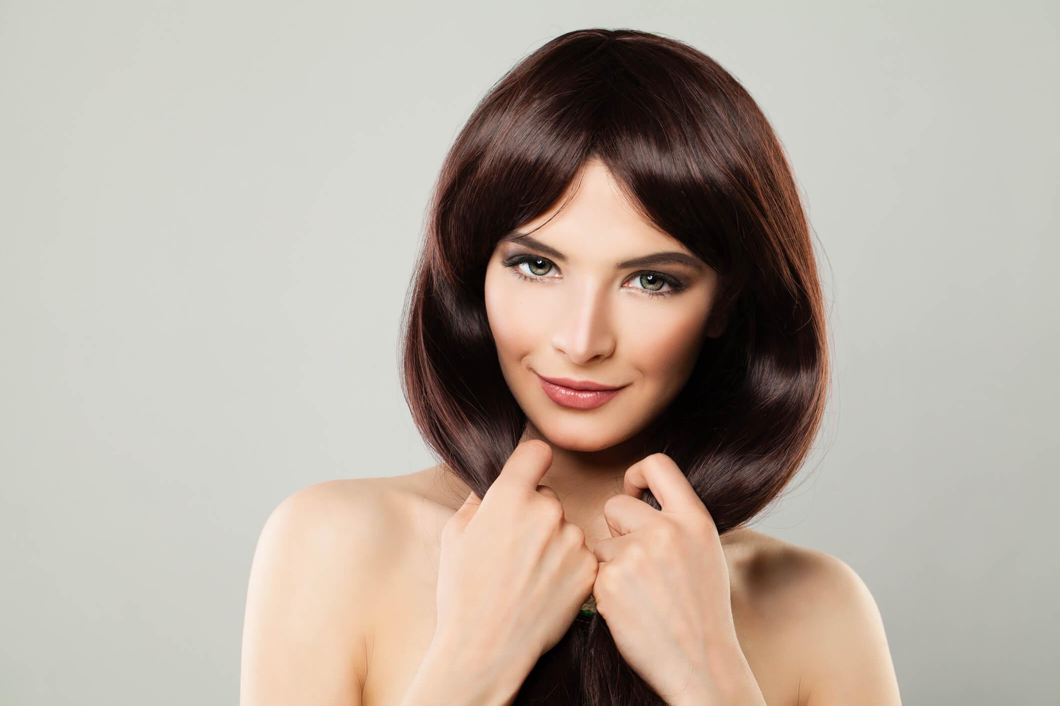 Miradas ganadoras con peinados para caras alargadas Fotos de las tendencias de color de pelo - Peinados para caras ovaladas: Estilos para embellecer tu ...