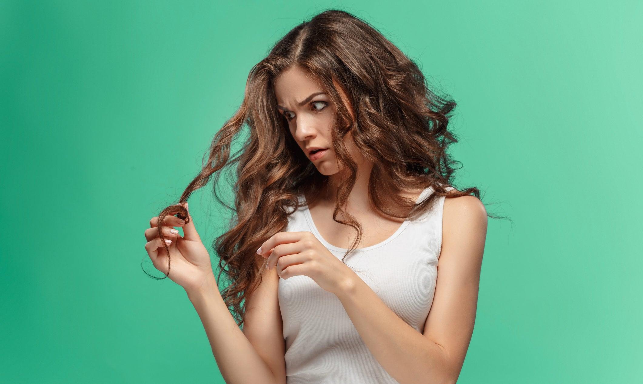 shampoo para cabello seco pelo ondulado