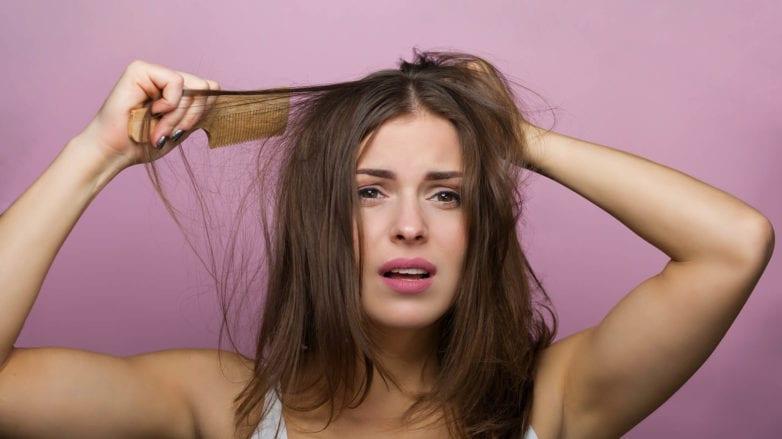 shampoo para cabello maltratado
