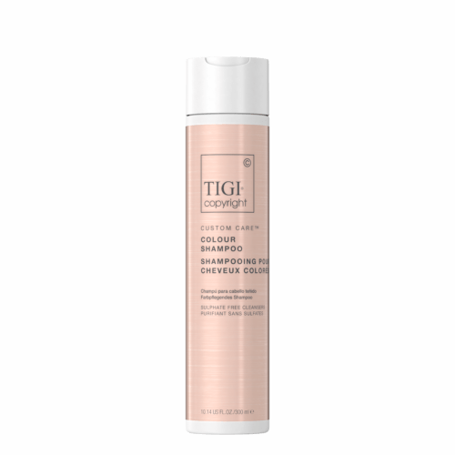 COPYRIGHT by TIGI CUSTOM CARE COLOUR