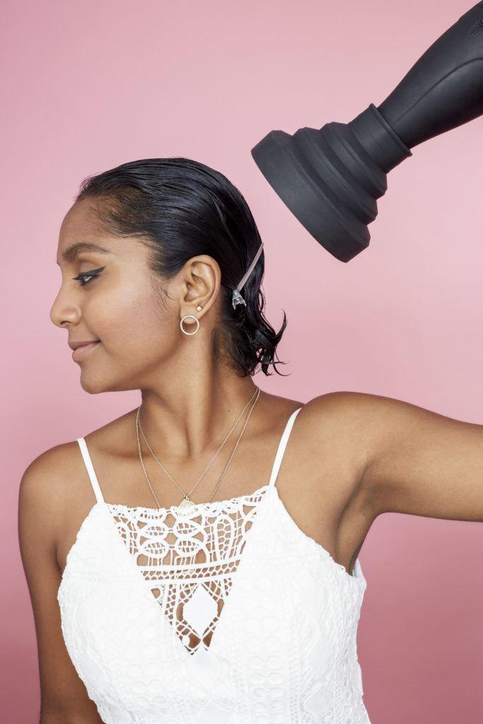 cómo peinar el pelo corto