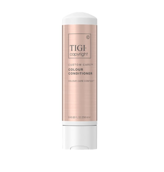 COPYRIGHT by TIGI CUSTOM CARE COLOUR CONDITIONER
