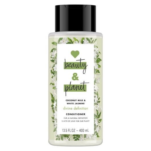 LOVE, BEAUTY and PLANET COCONUT MILK & WHITE JASMINE CONDITIONER