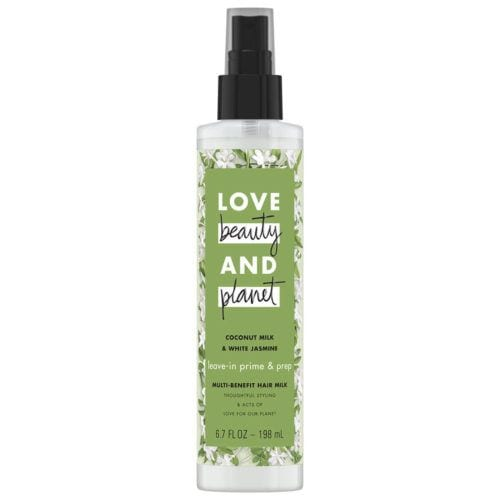 LOVE, BEAUTY and PLANET COCONUT MILK & WHITE JASMINE HAIR MILK