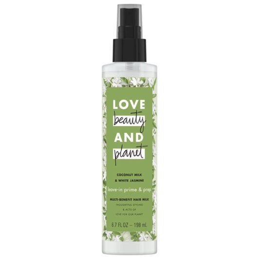 LOVE, BEAUTY and PLANET COCONUT MILK & WHITE JASMINE HAIR MILK