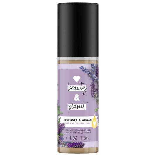 LOVE, BEAUTY and PLANET LAVENDER & ARGAN NATURAL OILS INFUSION