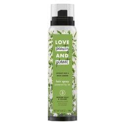LOVE, BEAUTY and PLANET MEDIUM HOLD & VOLUME COCONUT MILK & WHITE JASMINE HAIR SPRAY