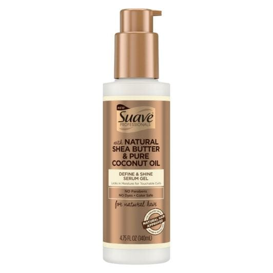 SUAVE DEFINE & SHINE SERUM GEL