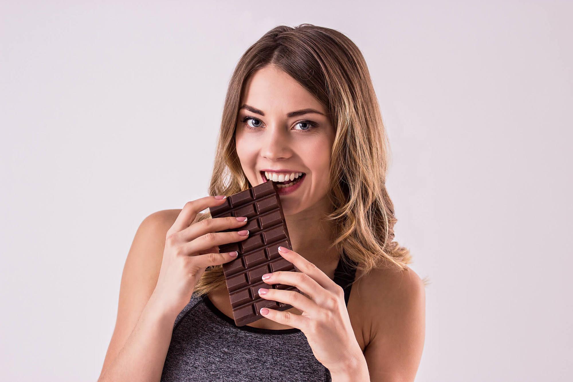 tinte rubio oscuro chocolate