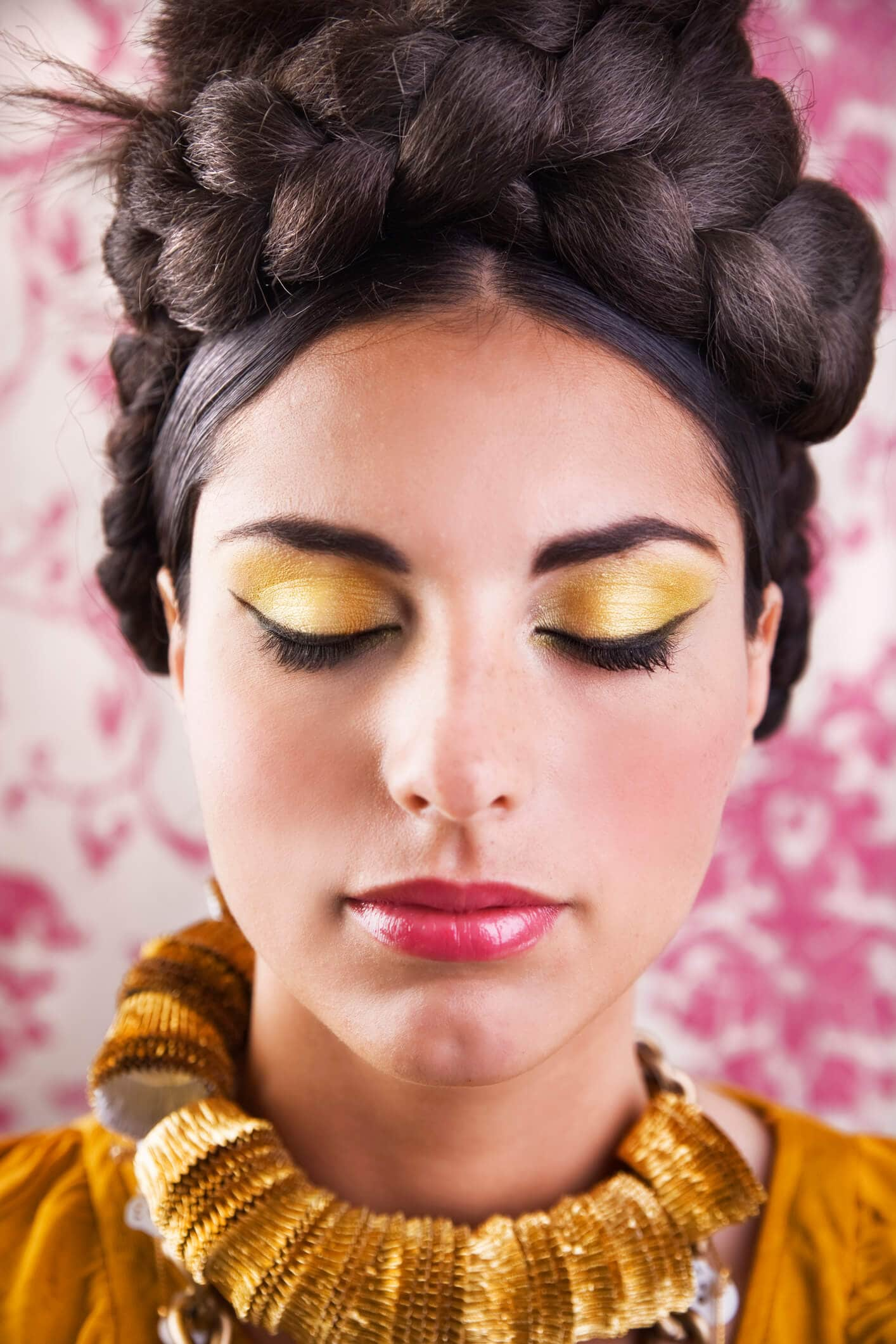 Fácil peinados mexicanos Colección de estilo de color de pelo - 7 Peinados mexicanos para lucirte en las fiestas