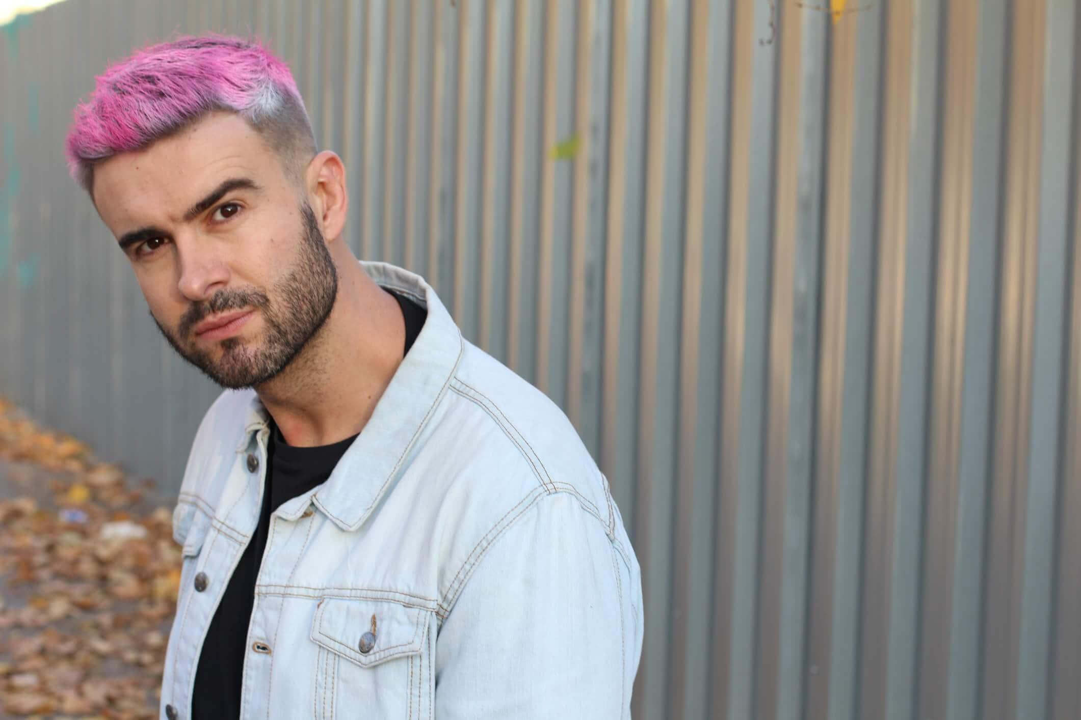 tintes de pelo rosado