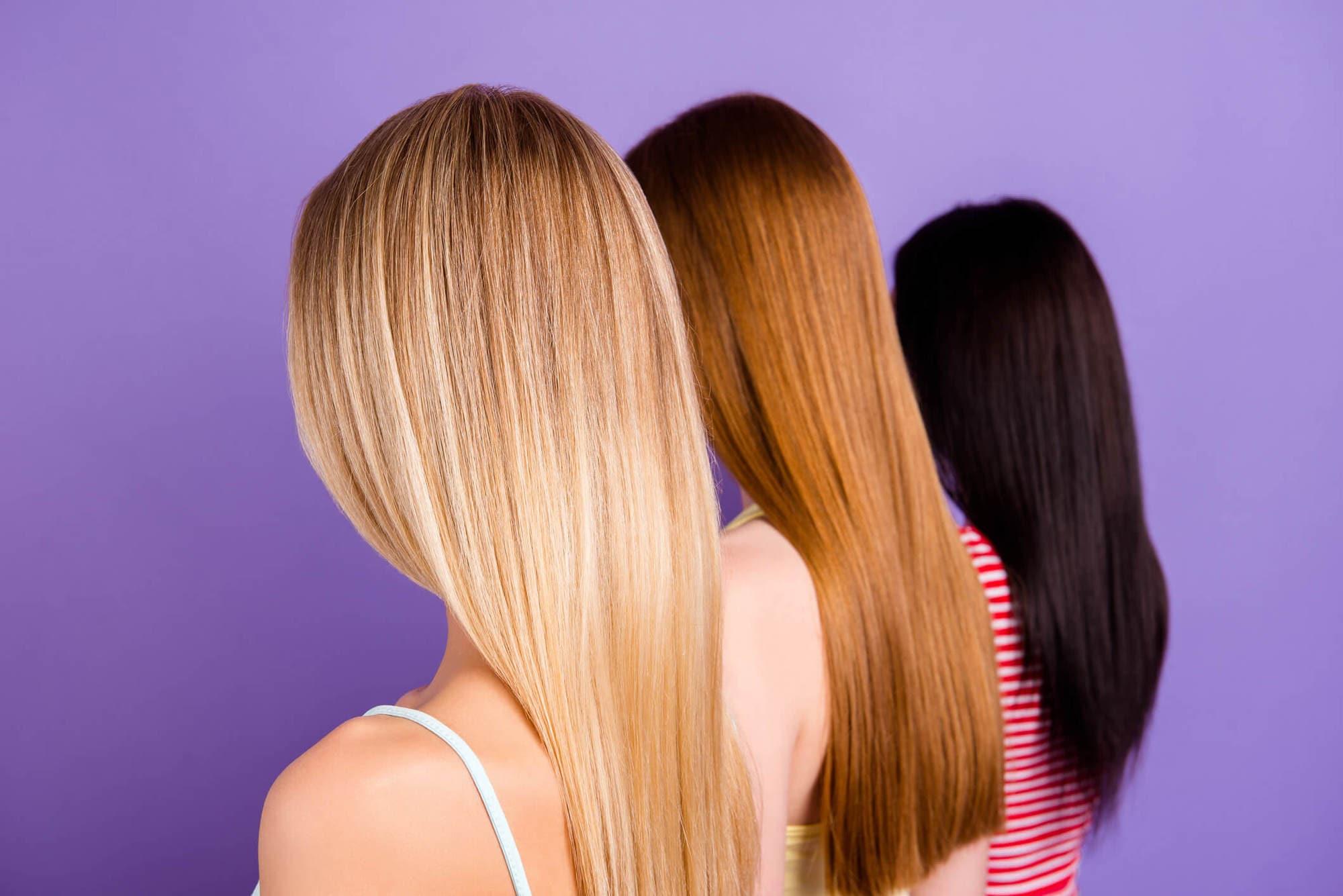 Tonos de color rubio para cabello