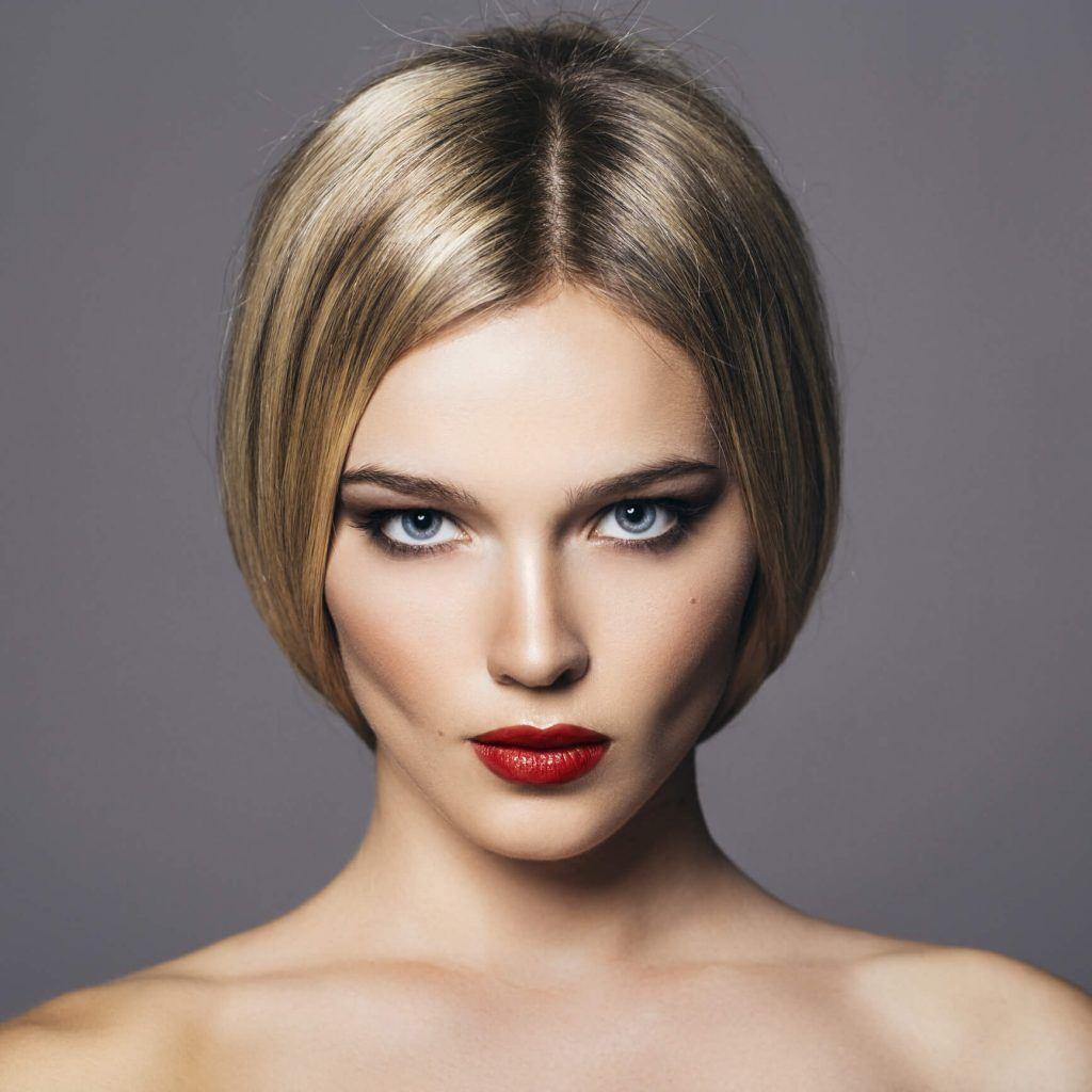 peinados formales para cabello corto cabello húmedo