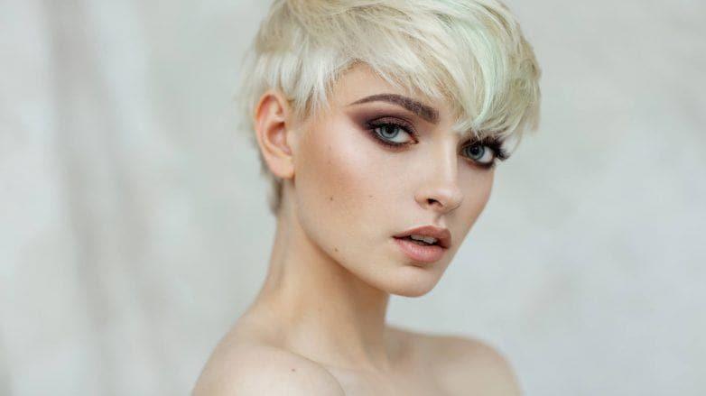 cabello decolorado