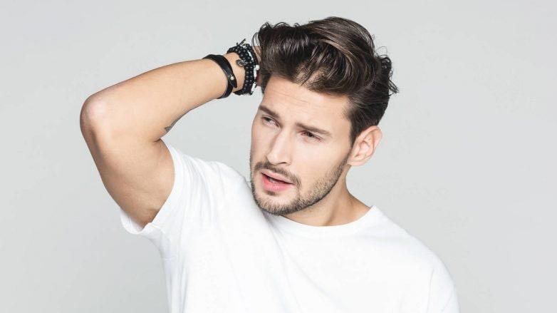 shampoo para hombres cabello corto