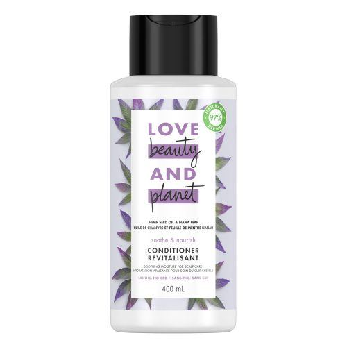 Love, Beauty And Planet Hemp Seed Oil & Nana Leaf Conditioner