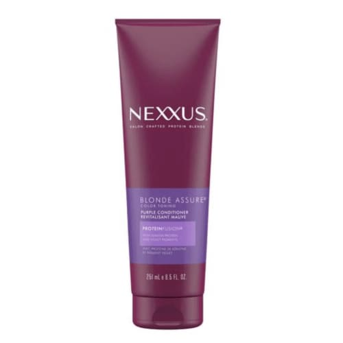 Nexxus Blonde Assure Purple Conditioner for Blonde & Silver Hair