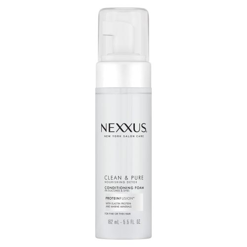 Nexxus Clean & Pure Nourishing Detox Conditioning Foam