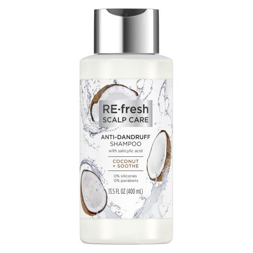 RE-fresh Scalp Care Coconut + Soothe Anti-Dandruff Shampoo