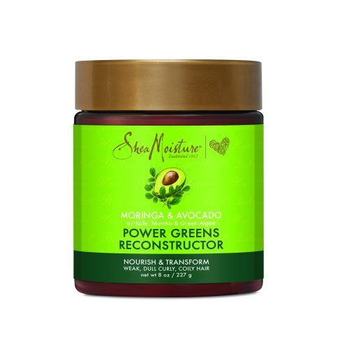 Moringa & Avocado Power Greens Reconstructor