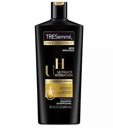 TRESemmé Ultimate Hydration with Moisture Complex Shampoo