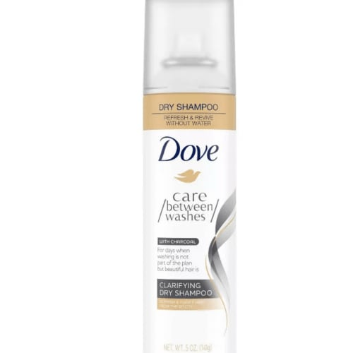 Dove Care Between Washes Clarifying Dry Shampoo