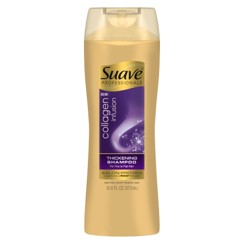 Suave Professionals Collagen Infusion Shampoo